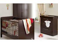 Mamas and papas 3 piece furniture set