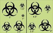 Biohazard Stencil
