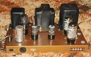 Mono Tube Amplifier