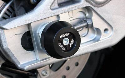 GSG-Moto Sturzpad Hinterrad mit schwarzen Inlay BMW S 1000 XR Bj. 15-16 Neu