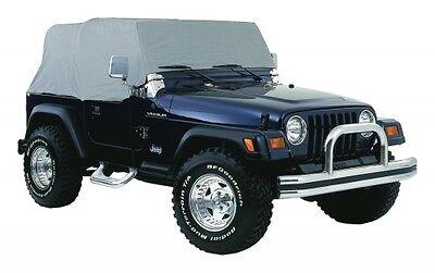 Jeep Wrangler YJ Trail Cover Grau Bestop Regenschutz Abdeckung 86-91