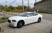 DODGE CHARGER 300HP POLICE PACKAGE ANNÉE 2012 BAS MILLAGE