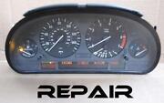 BMW Cluster Repair