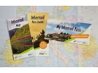 Interrail Global Pass - 1 Month Continuous Travel (Worth up to £574) - Can Be Used Anytime This Year