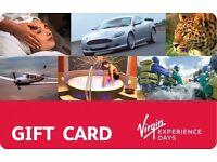 Virgin Experience Voucher - £100 - Expires July 2017