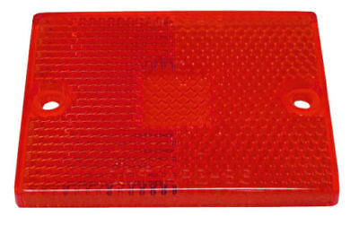 PM55-15 PETERSON 2x2.5 RED LENS TRAILER LIGHT TAIL SIDE CLEARANCE/MARKER  BOAT - Peterson Clearance Lights