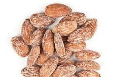 Smoked Almonds (roasted and salted) - 1lb, 2lb, 3lb, 5lb, or 10lb bulk deal