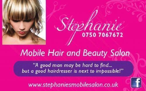 Mobile Hairdresser Glasgow Wedding Hair In
