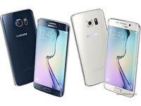 Samsung Galaxy s6 edge 64gb mint condition with Samsung warranty ( unlocked )