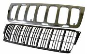 Jeep Cherokee Grill