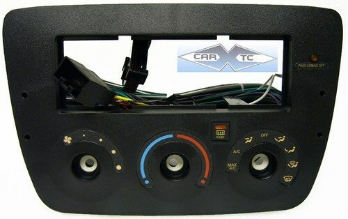 Radio Dash Install Faceplate Kit Ford Taurus 2004