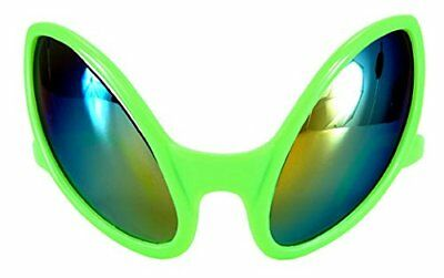 Alien Costumes For Adults (elope Green Alien Costume Glasses for Adults Men and)