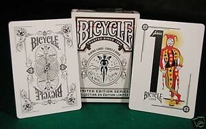 Bicycle-Limited-Edition-Series-1-playing-cards-deck-new