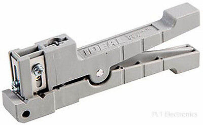 IDEAL - 45-162 - STRIPPER, COAX CABLE, UP TO 3.2MM Ideal Coax Cable Stripper