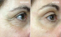 free facial with instant results