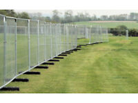 WANTED: 8 No. Heras Temorary Fencing Panels