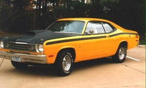 WANTED Plymouth Duster,Dodge Demon or Dart Sport