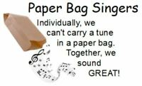 Paper Bag Singers: fun for all types of voices