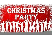Christmas Work - (Bar & Waiter) - Paintworks Bristol