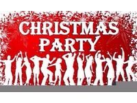 Christmas Work - (Bar & Waiter) - Paintworks Bristol