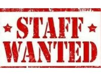 Voluntary staff wanted for a 11 aside football team