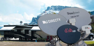 Professional Digital Satellite installation
