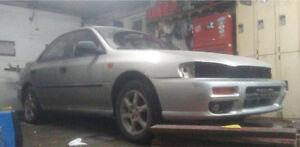 Subaru impreza 2.2 2000
