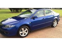 ((( LOW MILEAGE - 70,000 MILES ))) MAZDA 6 TS FACELIFT MODEL*(56 PLATE)*MOT- 1 YEAR*IMMACULATE COND