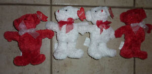 NEW with tags Valentine's stuffies, other Valentine's items $3 Kitchener / Waterloo Kitchener Area image 1