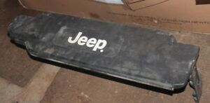 Jeep TJ 97-2006 Rear Security Box OEM Jeep Logo