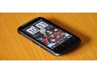 HTC Desire S - 8 GB - Black & Grey - (Three Network)