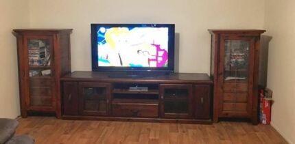 Early Settler TV Cabinet