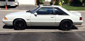 1989 Ford Mustang LX 5.0 litre-excellente condition