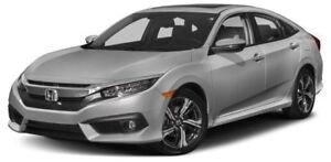 2018 Honda Civic Touring Sedan Touring CVT