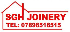 JOINERY SERVICES AVAILABLE