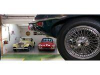WANTED - Garage to rent - Hinckley/Nuneaton