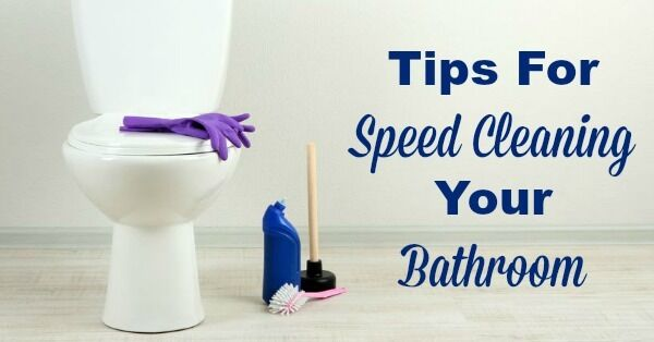 How often should i clean items in around my home ebay for How often should i clean my bathroom