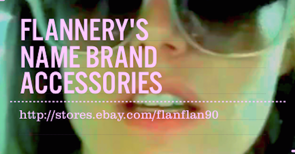 Flannery's Name Brand Accessories