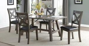 HIGH END QUALITY DINING SETS ON SALE (AD 304)