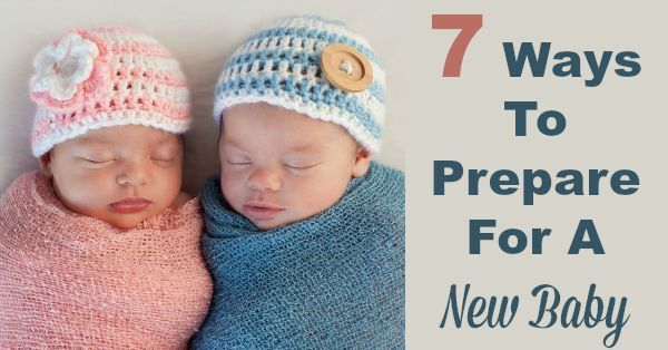 7 Ways To Prepare For A New Baby