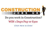 Carpenter - Bricklayers - Labourers - Painter - Ground Worker - Electrician - Plumber - Foreman