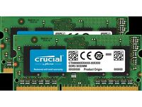 Genuine apple 8GB RAM (2* 4GB RAM) compatible with iMac 2010 and 2011