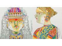Laxma Goud Artist   Laxma Goud Paintings   Online Laxma Goud Paintings
