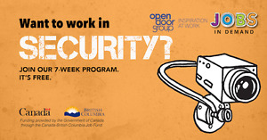Free Employment Training Program in Security