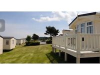Cheap static caravans in August sale from £19,995. Beautiful beachfront park, pet friendly
