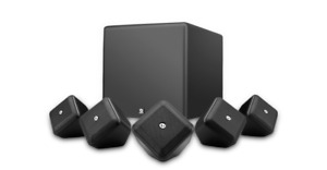 Boston Acoustic 5.1 Home Theatre Speakers - Soundware XS