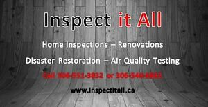 Home Inspections $50 off for Feb & March 2017!! Regina Regina Area image 2