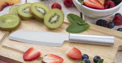 Rada R134 Cooks Chef Knife USA made, Left/R handed kitchen cutlery w/sheath - Chef Knife Sheath