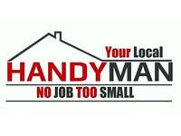 EXPERIENCED RELIABLE HANDYMAN SERVICE LEICESTER.