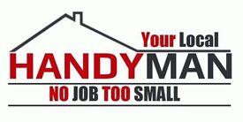 Reliable handyman/plumber/any DIY work-no job is small-Finsbury park/Holloway